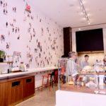 NYミッドタウンで美味しいコーヒー@For Five Coffee Shop