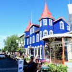 アイスランドで2番目に大きな街、アークレイリへ! 4日目